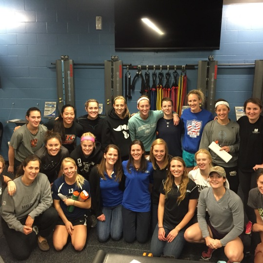 Talking Fueling Strategies with the Buffalo Beauts of the NWHL
